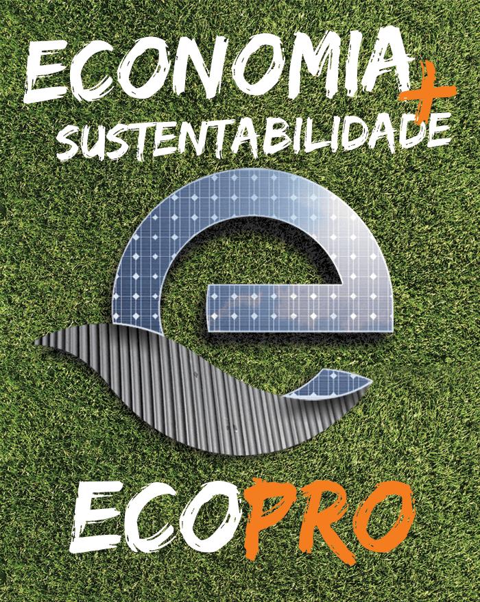 A fábrica de aquecedor solar ECOPRO produz diversos tipos de aquecedores.