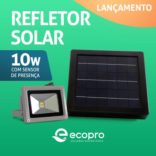 REFLETOR SOLAR - MAIS PRODUTOS DE ENERGIA SOLAR
