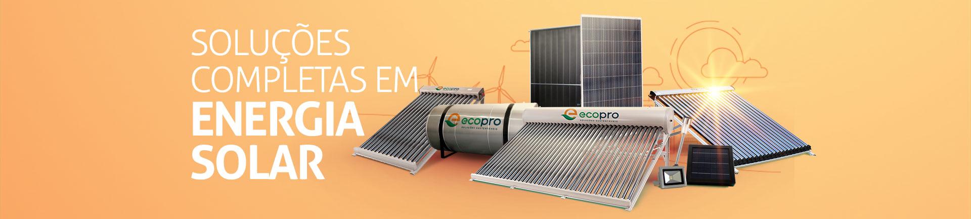 Ecopro Soluções em Energia Solar