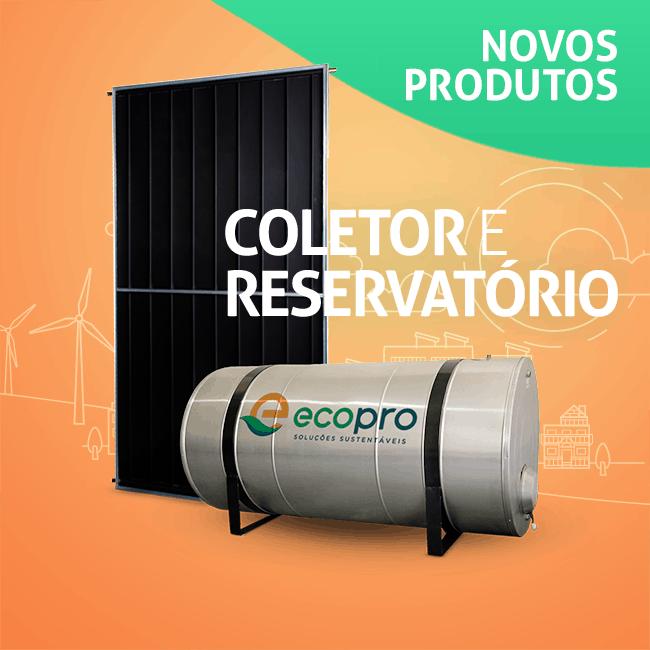 Seja um Parceiro Ecopro - Revenda/Franquia de Aquecedor Solar Ecopro