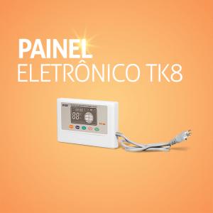 Painel Eletrônico TK8 - ACESSÓRIOS PARA ENERGIA SOLAR