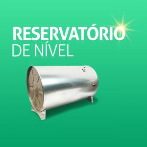 Reservatório de Nível - ACESSÓRIOS PARA ENERGIA SOLAR